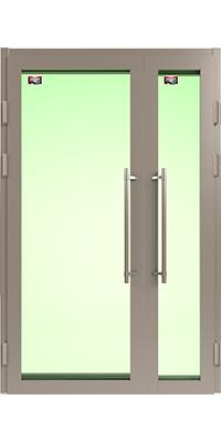 kursun-gecirmez-balistik-Aluminyum-kaplamalı-camlı-metal-kapı2